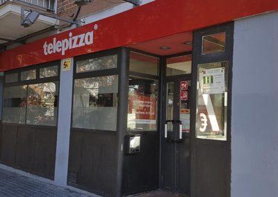 Limpieza y Mantenimiento | Limpieza de Cristales Telepizza